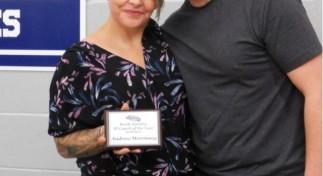 Keith Hendry Award