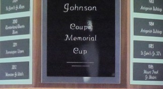 Don Johnson Cup